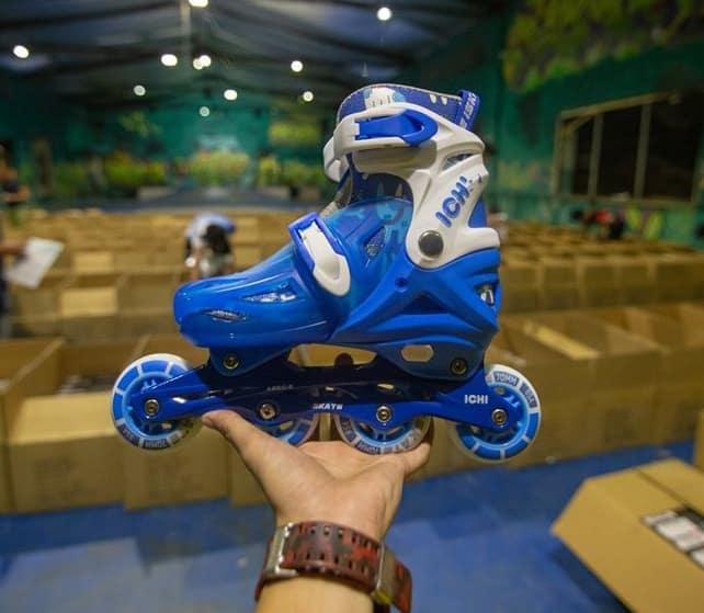 iSkate iChi - Thương hiệu giày patin Việt