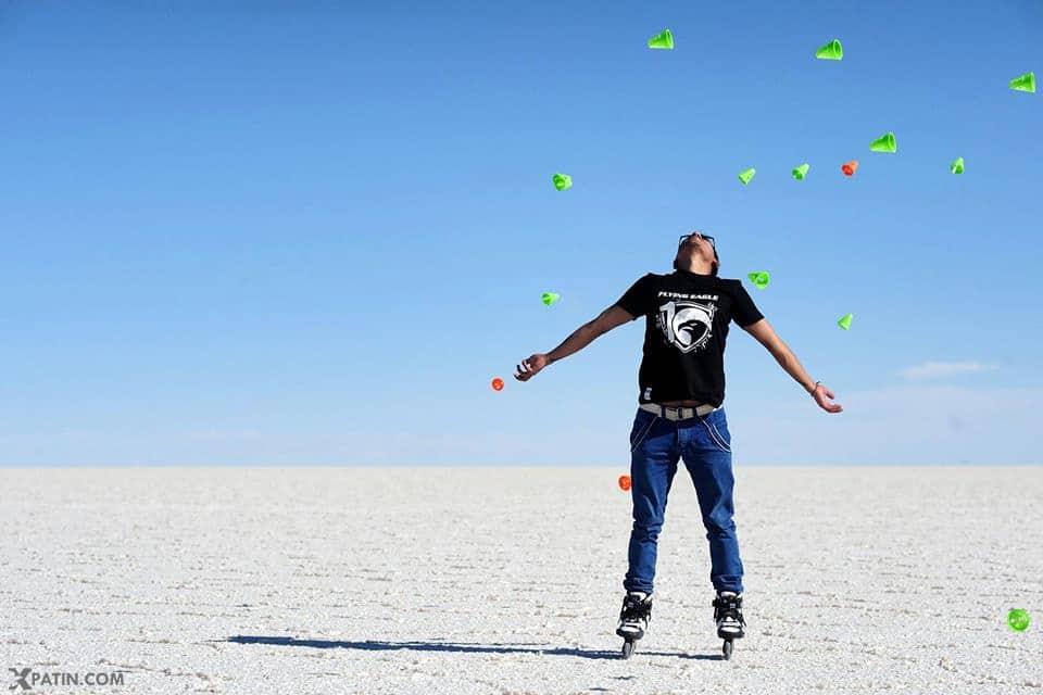 Tìm hiểu về thương hiệu giày patin Flying Eagle