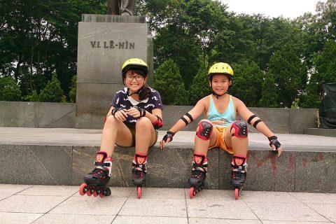 Bán giày trượt patin quận Đống Đa Hà Nội