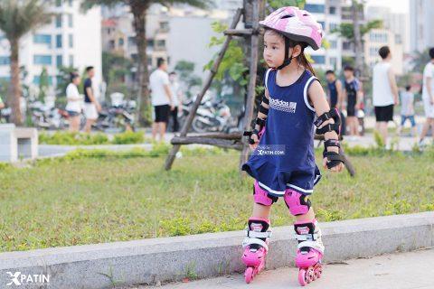Giày Patin trẻ em giá rẻ Hà Nội