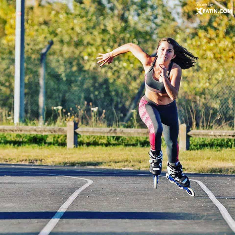 Trượt Patin giúp giảm béo hiệu quả