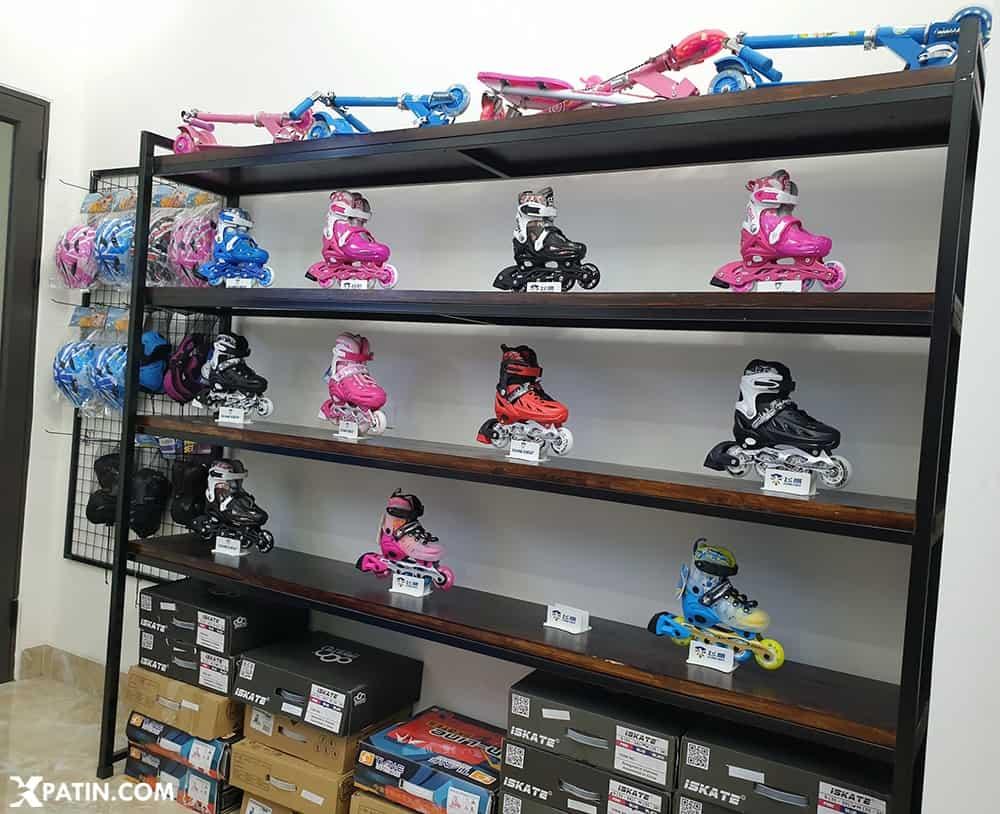 Hình ảnh tại Xpatin Store chi nhánh Nghệ An