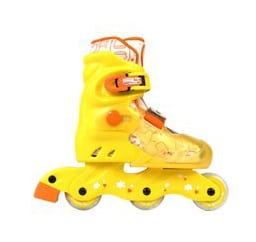 Giày Micro MJ màu vàng