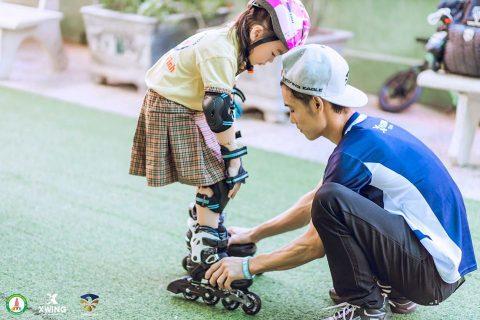 Review 2 loại giày trượt patin trẻ em vạn người mê