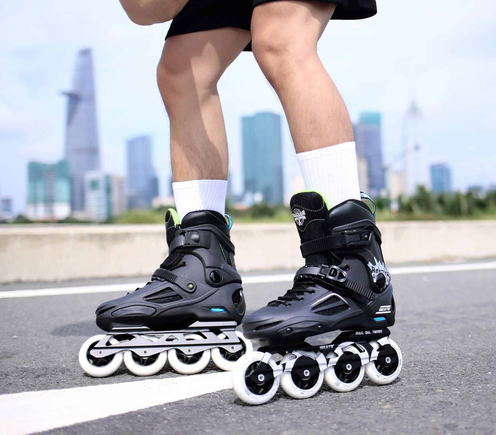 Giày patin iSkate Ranger cho người lớn giá rẻ