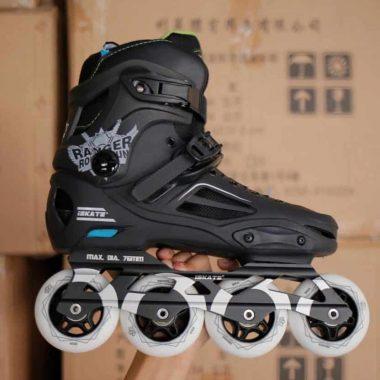 Giày patin iSkate Ranger màu đen