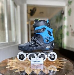 Giày Patin Iskate Ranger Xanh