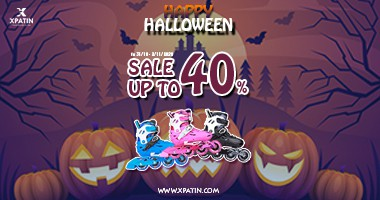 Baner Happy Halloween Sale up to 40