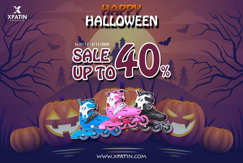 Happy Halloween Sale up to 40%