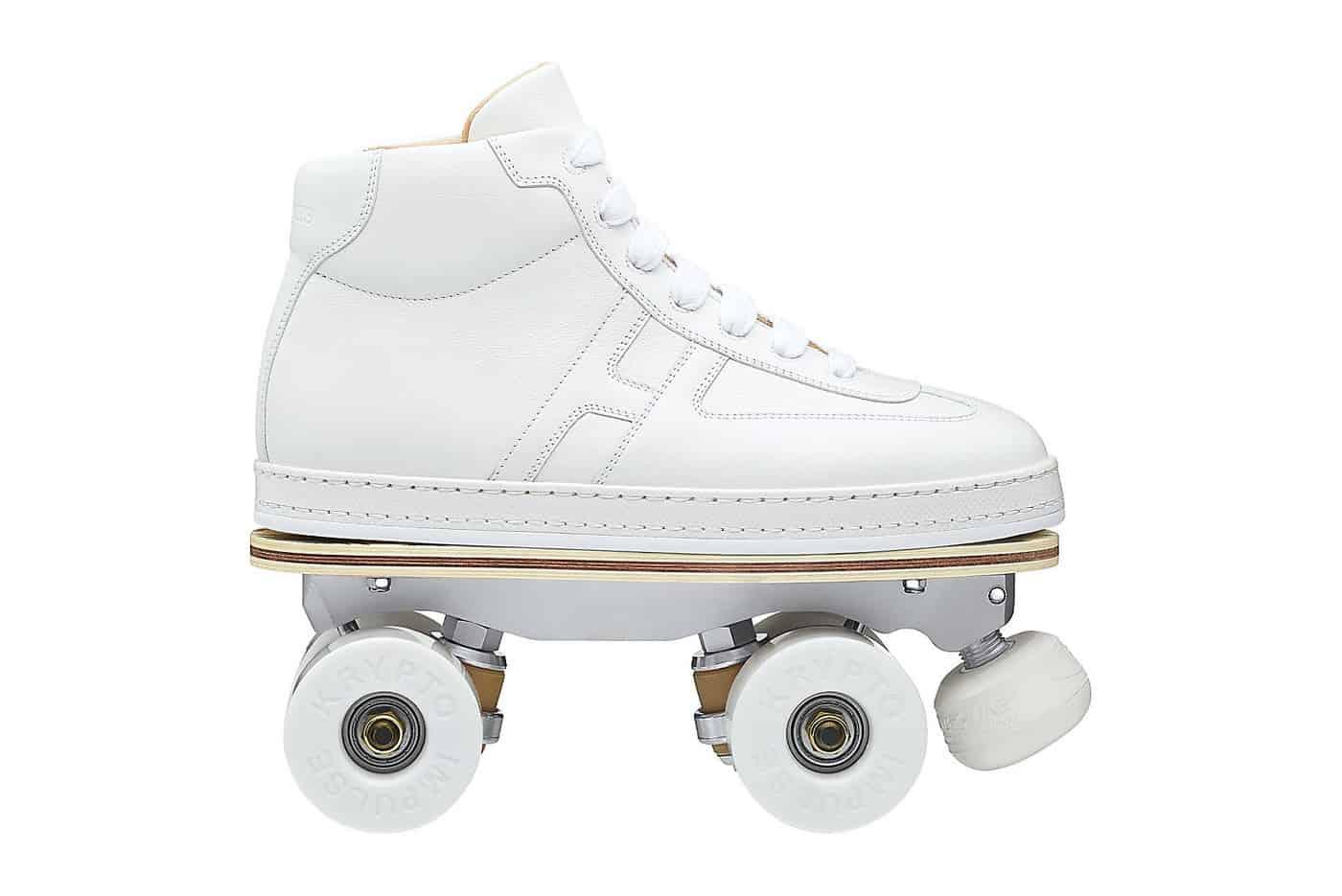 Mẫu giày patin giá sốc do hãng Hermès sản xuất