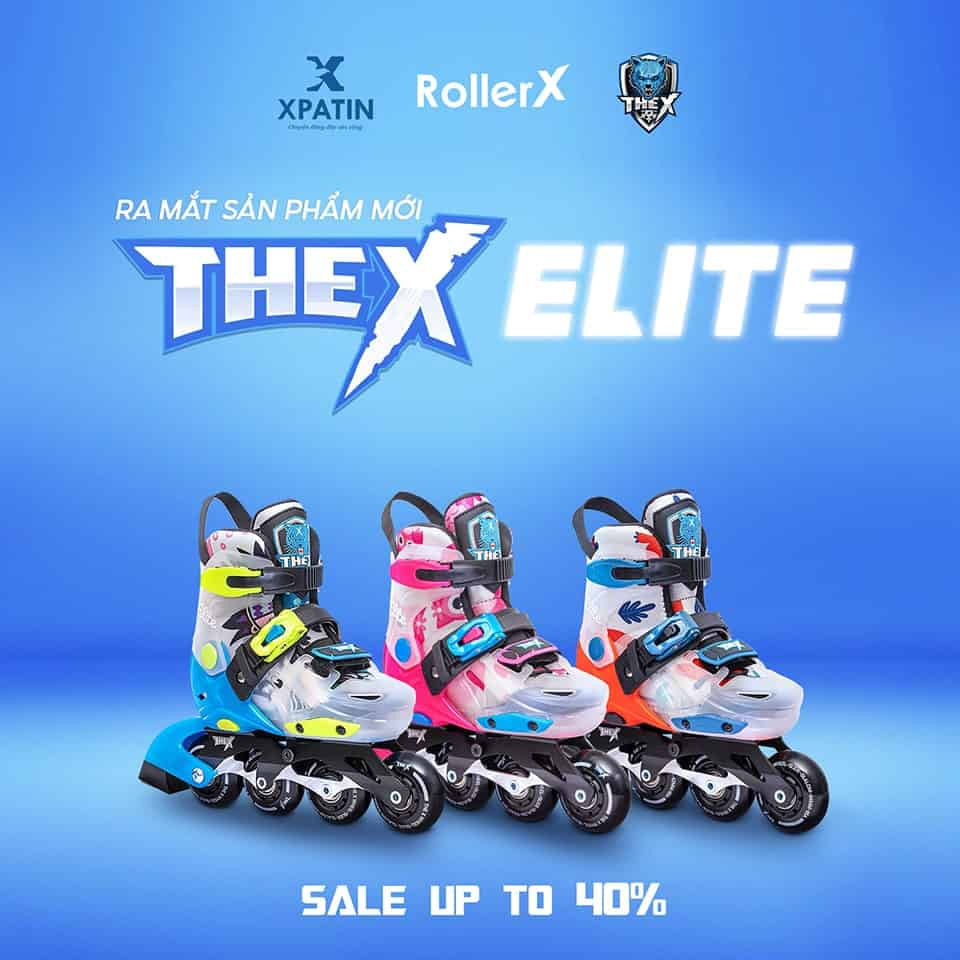 Ra mắt sản phẩm mới TheX ELITE - Sale up to 40%