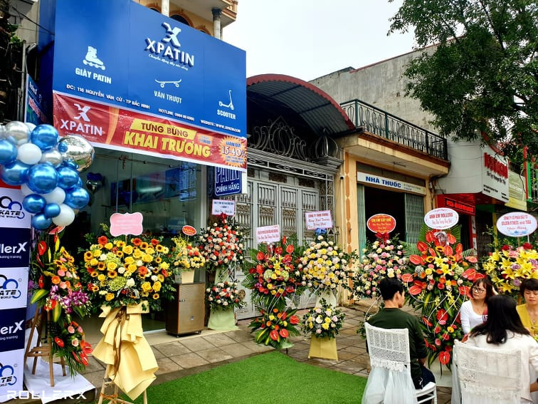 Địa chỉ bán giày trượt patin chính hãng giá rẻ tại Bắc Ninh