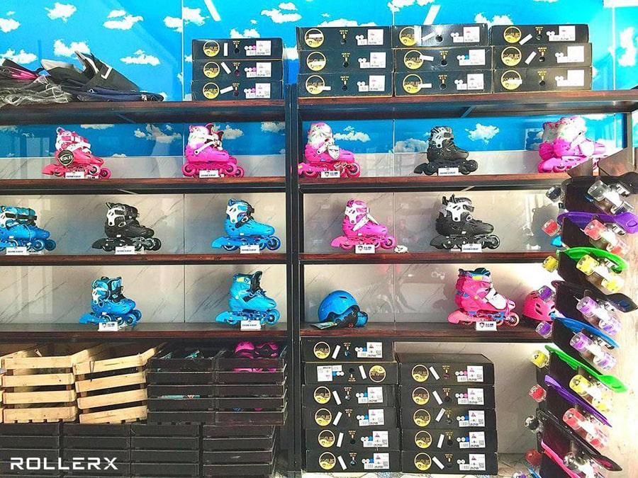 Địa chỉ bán giày trượt patin giá rẻ tại Hà Tĩnh