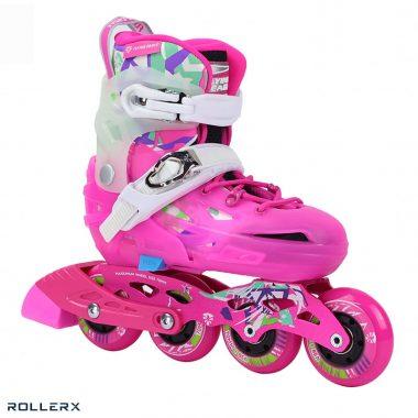 Giày trượt patin Flying Eagle S6S+ màu hồng