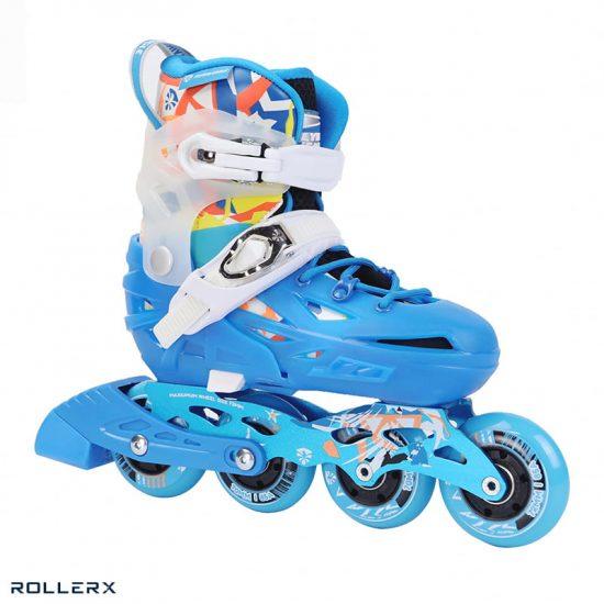 Giày trượt patin Flying Eagle S6S+ màu xanh
