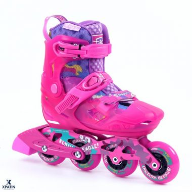 Giày trượt patin Flying Eagle S8 màu hồng (ảnh 2)