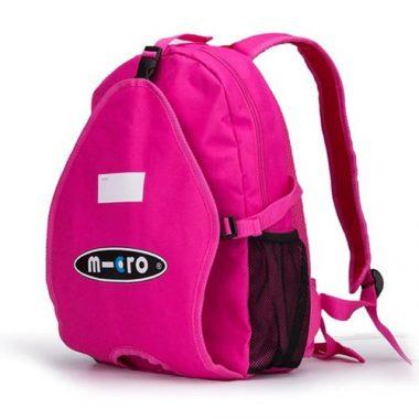 Balo đựng giày patin trẻ em Micro BackPack màu hồng