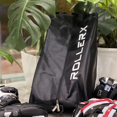 Túi đựng giày patin RollerX màu đen ảnh 2