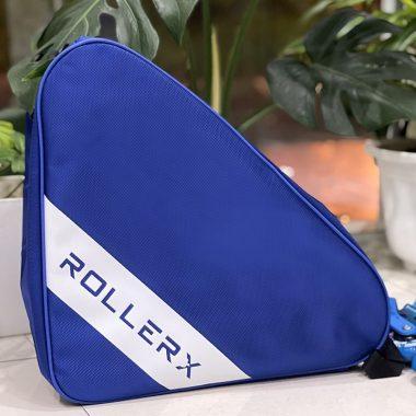 Túi đựng giày patin RollerX màu xanh